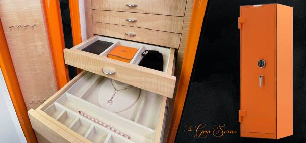 Luxury Custom Jewelry Safes Home - Year of Clean Water