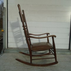 1920s Rocking Chair Design For Study Table 1920 S Oak American H 235 Yn Sold
