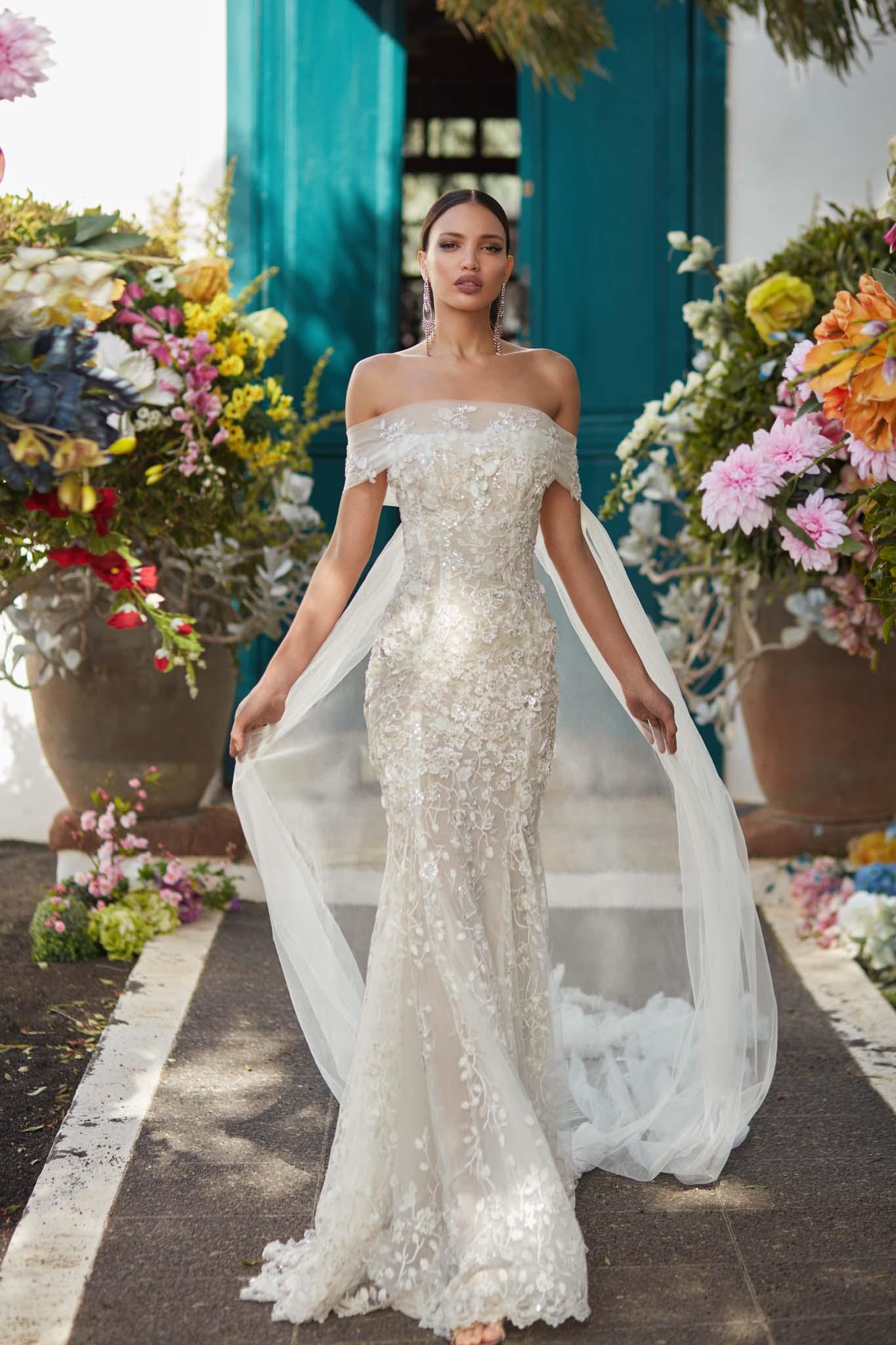 Galia Lahav Juniper Browns Bride