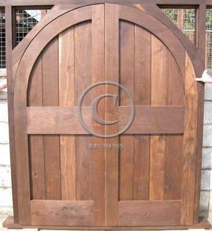 Browns Range Of Quality External Oak Doors