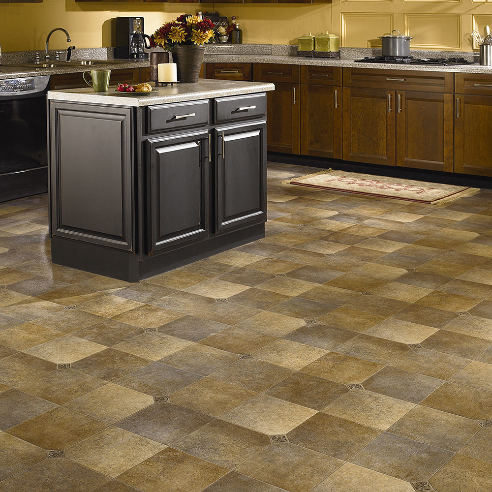 Resilient  Browns Flooring
