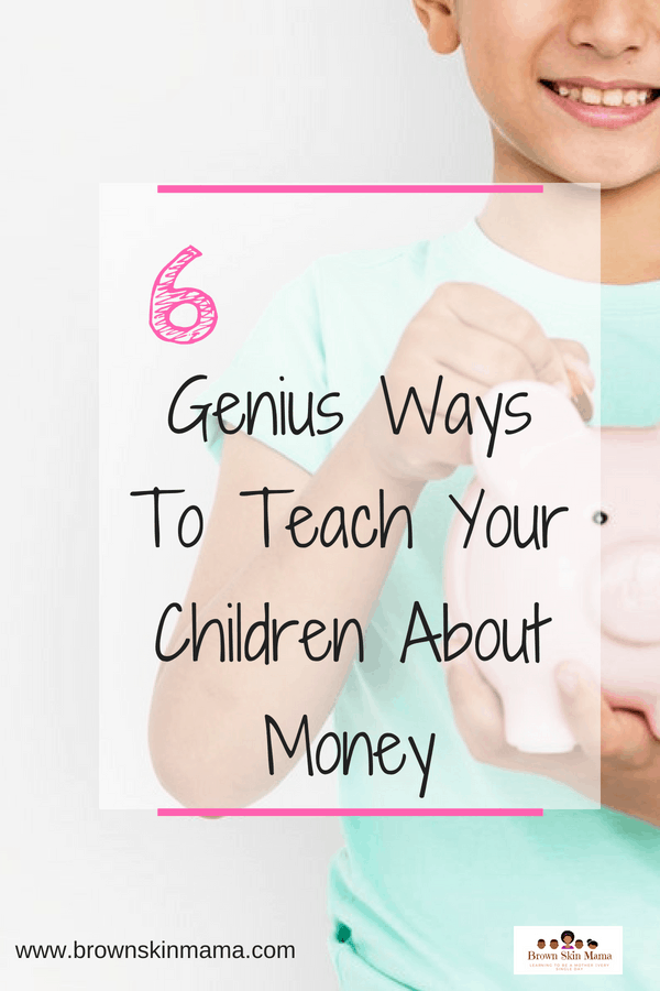 Genius Ways To Teach Your Children About Money |Finance Education | #financialmanagement #goodmoneyhabits #teachmoney #savingmoney #budgeting #saving #investing