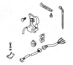 Suzuki Trim Sender Set (NLA) 34804-94701