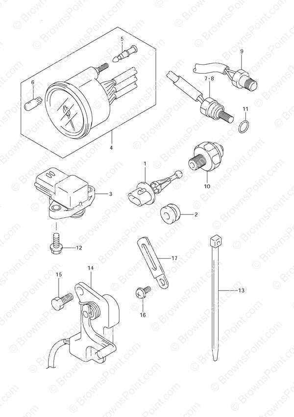 Suzuki Dt55 Outboard Wiring Diagrams Suzuki DT150 Fuel