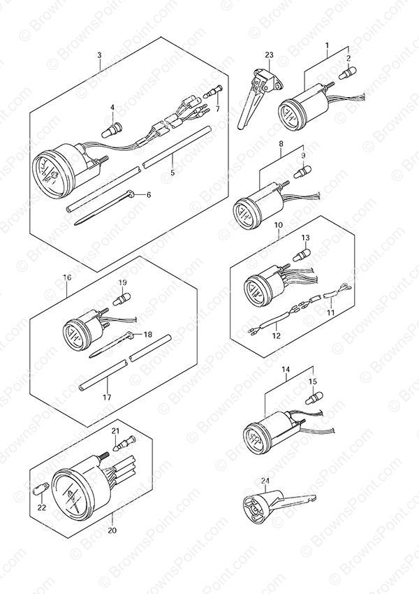 Suzuki Df140 Diagram. Suzuki. Auto Parts Catalog And Diagram