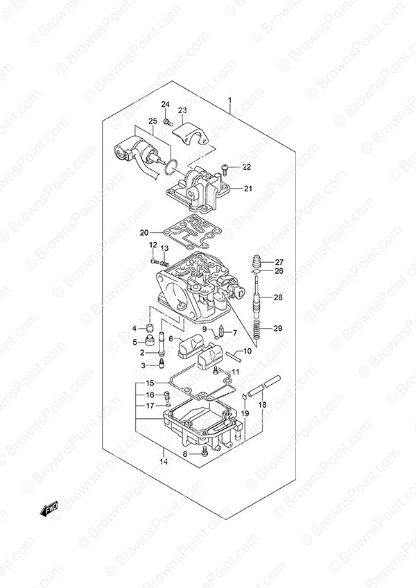 Fig Opt Electrical Manual Starter Suzuki Dt C Parts 100