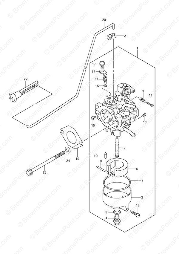 Suzuki Outboard Parts Accessories Browns Point Marine