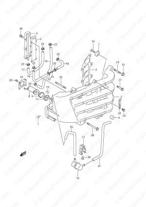 Suzuki Outboard Motor Parts Diagram  impremedia