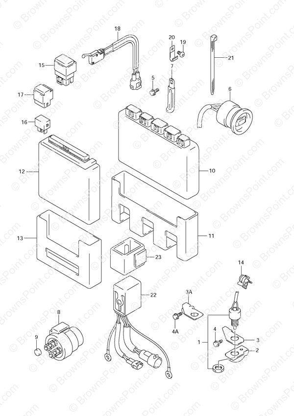 1999 Suzuki Df70 Wiring Diagram : 31 Wiring Diagram Images