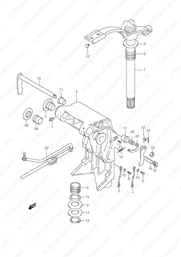 Df60 Suzuki Motor Diagram. Suzuki. Auto Parts Catalog And
