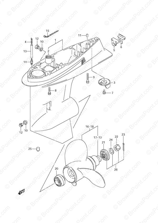 Suzuki Df70 Outboard Parts Diagrams Suzuki Df70 Fuel