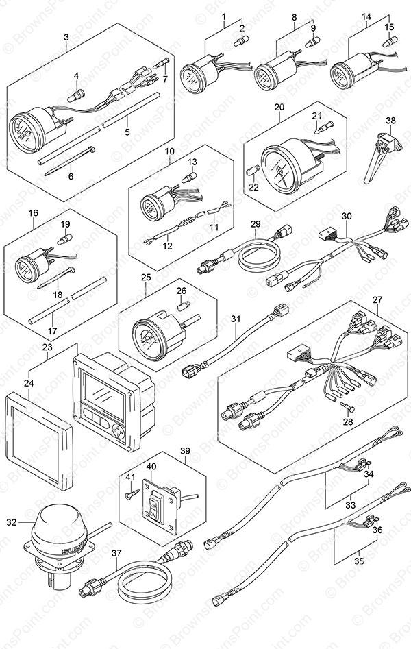 Suzuki Df 70 Wiring Diagram
