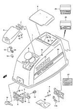 Tohatsu Outboard Wiring Harness, Tohatsu, Free Engine