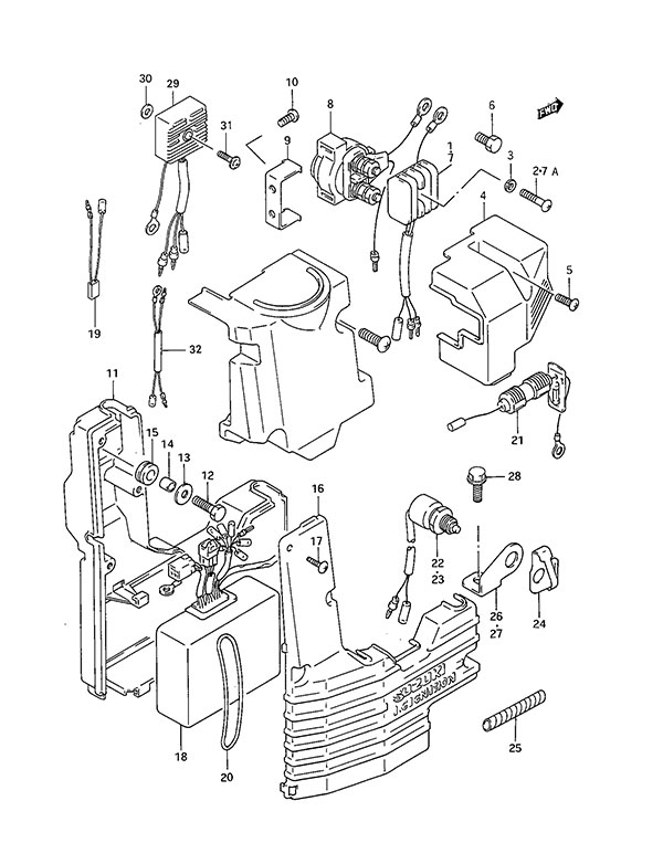 Suzuki Dt55 Outboard Wiring Diagrams : 36 Wiring Diagram