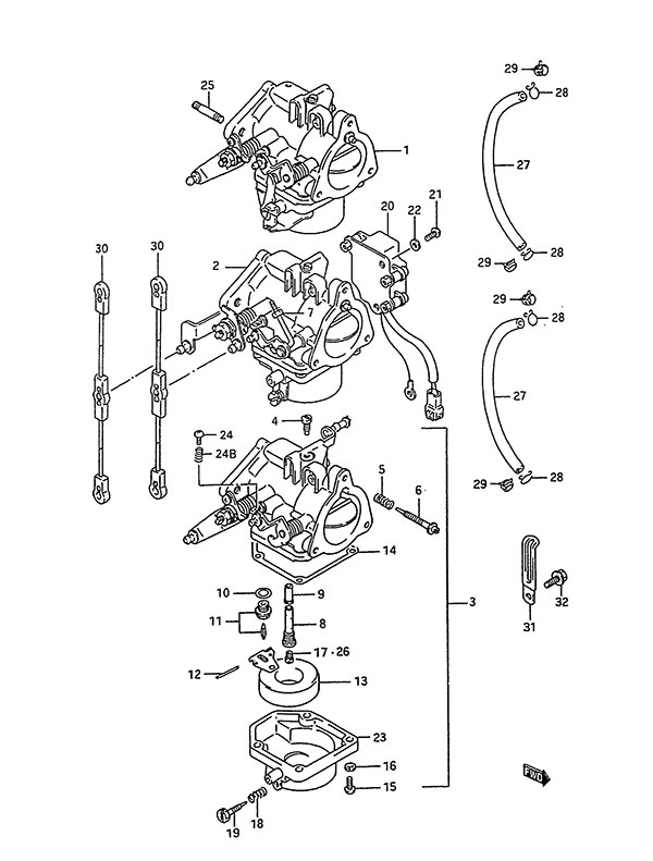 Suzuki Dt 15 Ignition Wire Harness : 34 Wiring Diagram