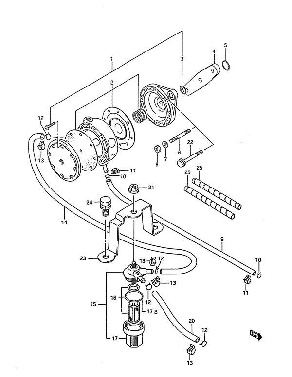 Suzuki Dt 75 Wiring Diagram