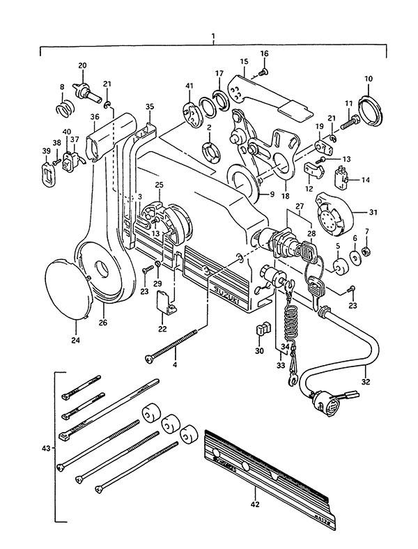 Suzuki Df140 Wiring Harness Diagram 2005. Suzuki. Auto