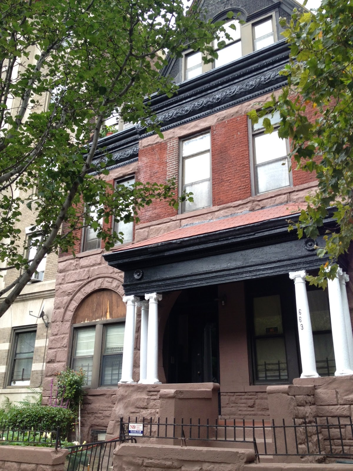 Crown Heights – 669 St. Marks – The Brownstone Detectives