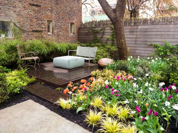 brooklyn garden weeds
