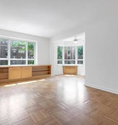 mid century modern co op in park slope near grand army plaza with parquet asks 1 35 million [ 1788 x 1200 Pixel ]