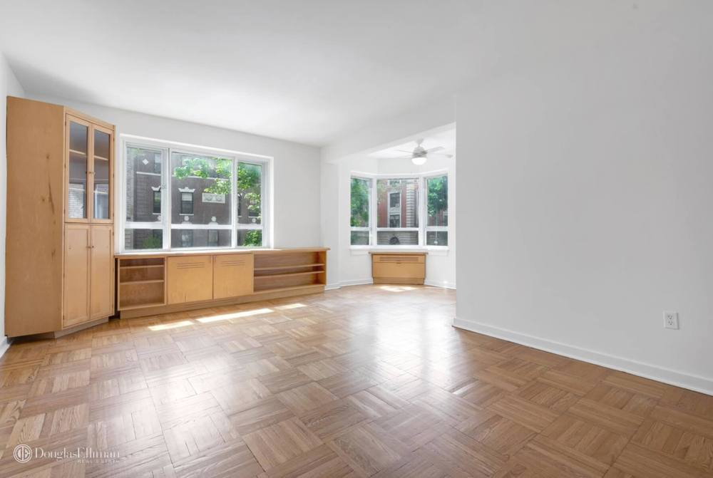 medium resolution of mid century modern co op in park slope near grand army plaza with parquet asks 1 35 million