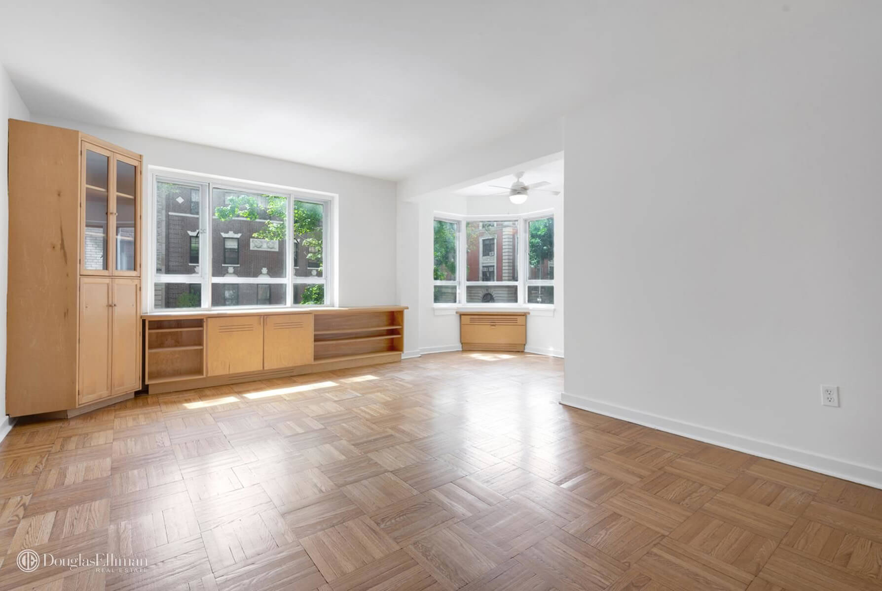 hight resolution of mid century modern co op in park slope near grand army plaza with parquet asks 1 35 million