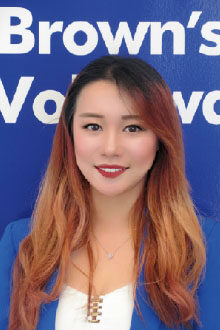 Stiana Qiu - Sales Specialist & Business Manager