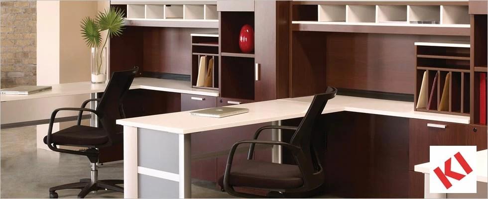 Ki Office Furniture Installation Projects Brownsworth Inc