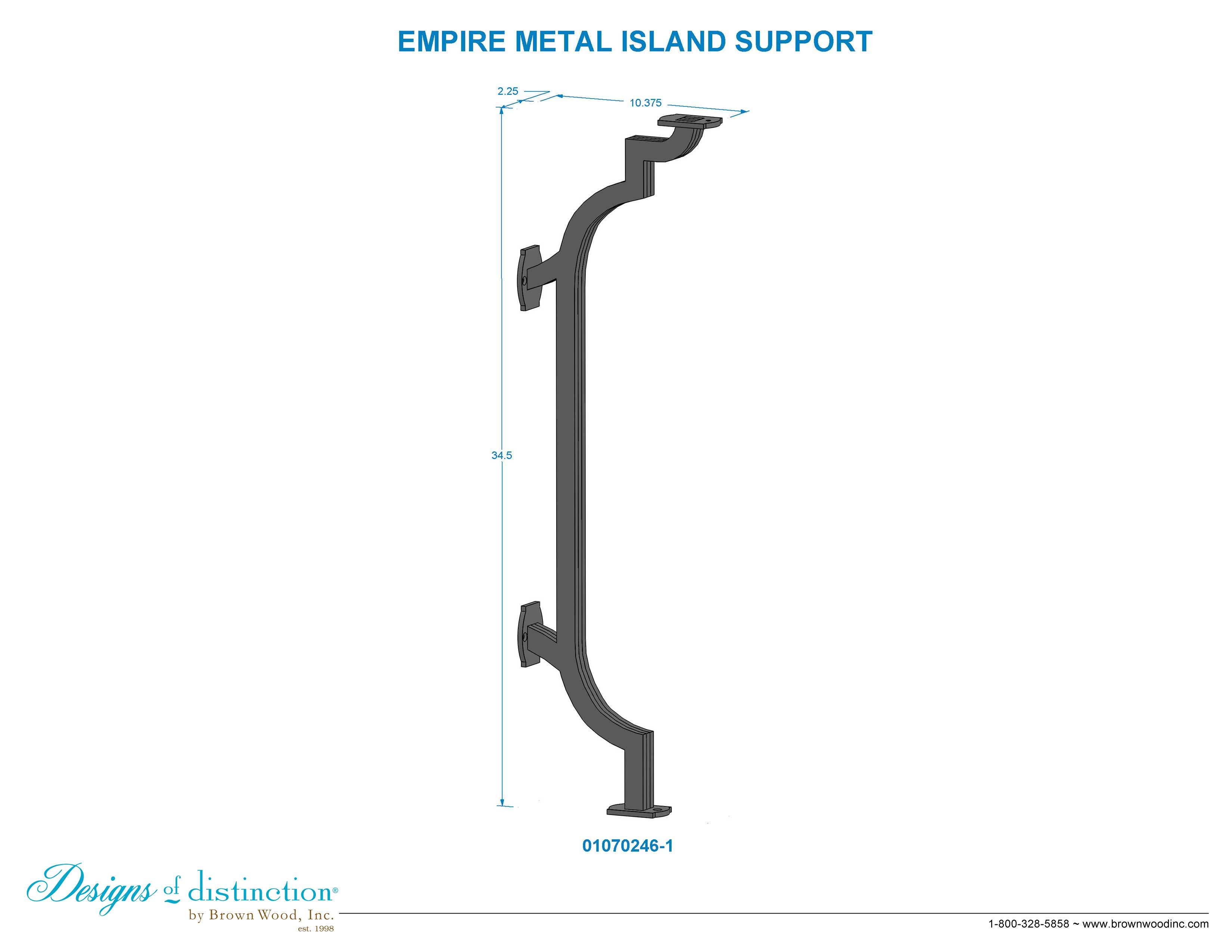 Empire Iron Island Support