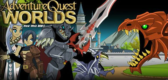 adventure quest worlds logo
