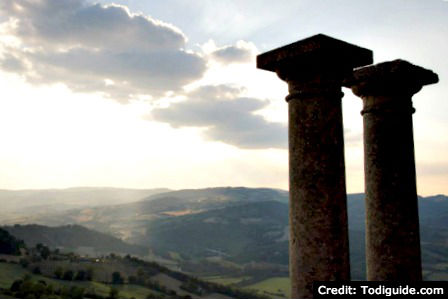 Inside tips and tricks for a fun tour of Todi  Part 1