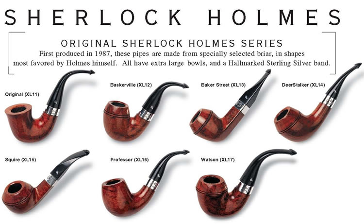 Holmes Pipes