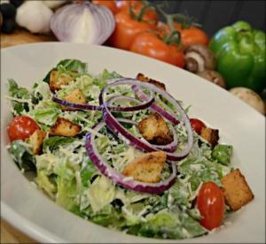 Caesar Salad Brozinni Pizzeria Nashville, Indiana