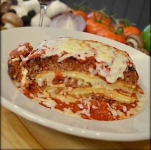Lasagna Brozinni Pizzeria Nashville, Indiana