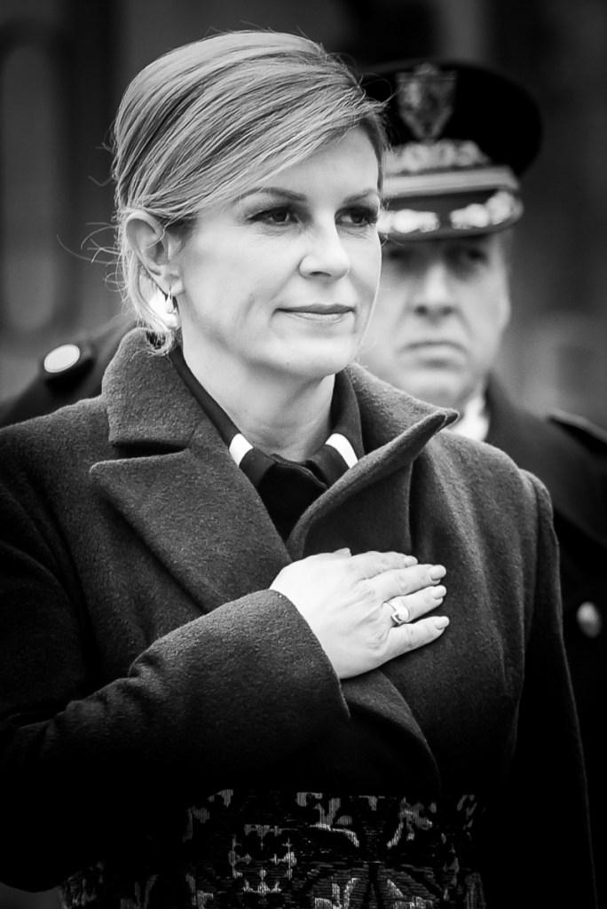 Kolinda Grabarová Kitarovičová (Chorvatsko,2015-2020)