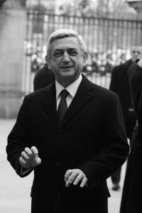 Serž Azati Sarkisjan (Arménie, 2008-2018)