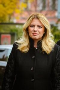 Zuzana Čaputová (Slovensko, 2019-)