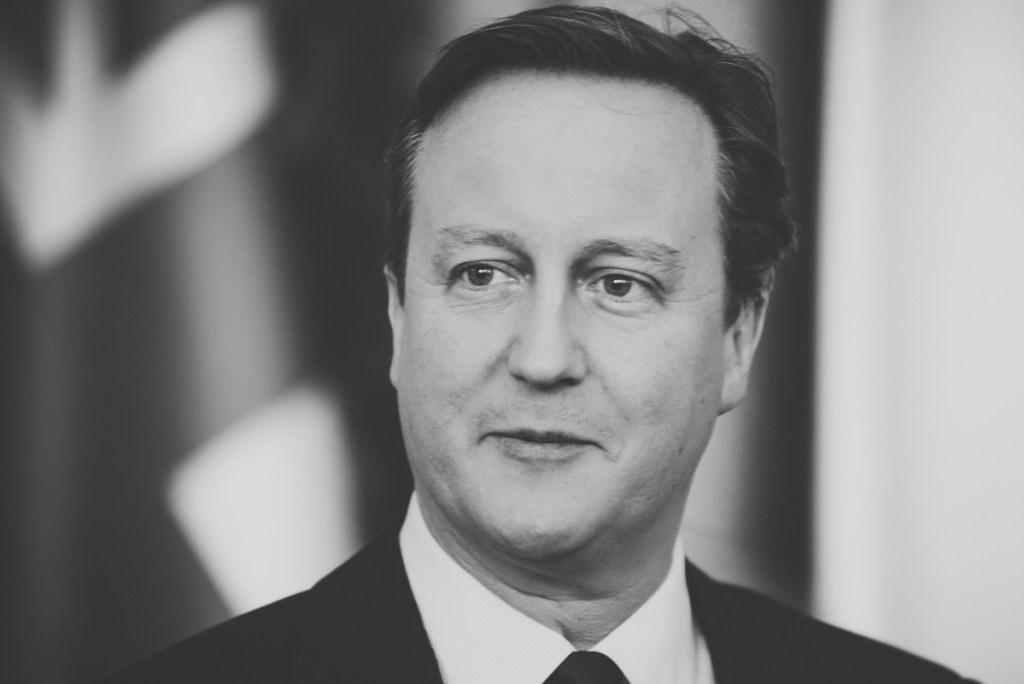 David Cameron (premiér Spojeného království, 2010-2016)