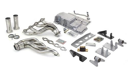 BRP Hot Rods: 58-64 Impala LS Swap kit