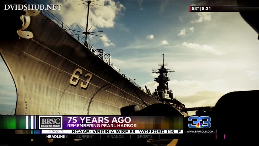 75th Anniversary of the Pearl Harbor Attack_44416865