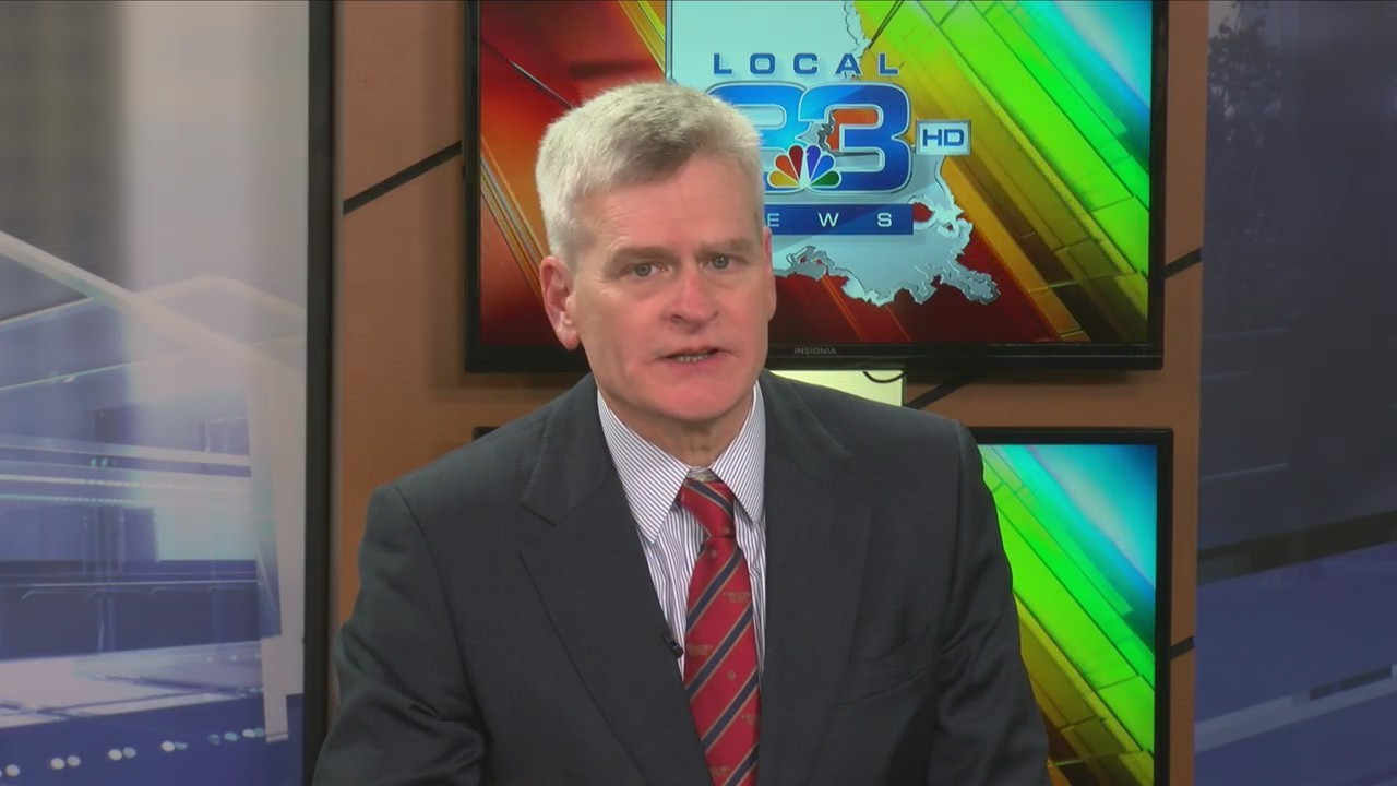 Senator Bill Cassidy discusses opioid, price transparency legislation