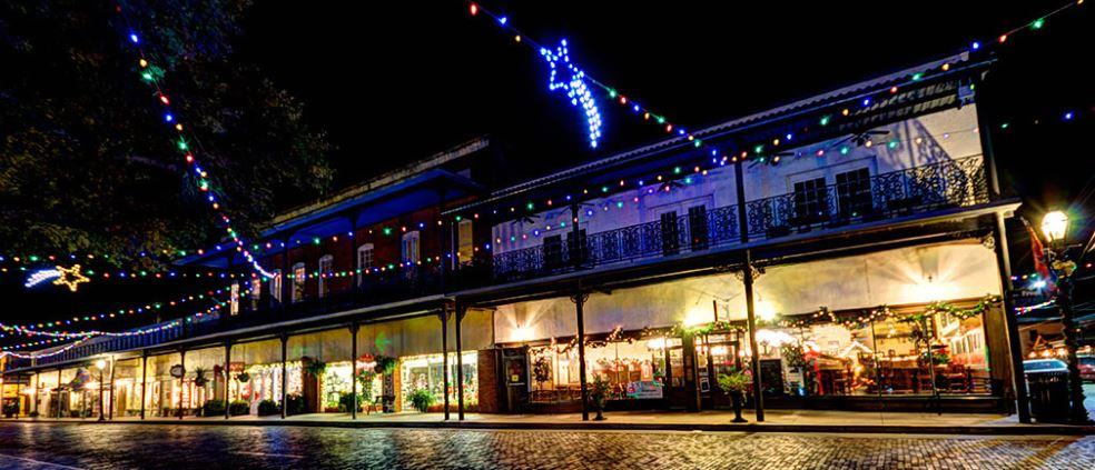 Natchitoches Christmas Festival.Tis The Season The Natchitoches Christmas Festival Begins