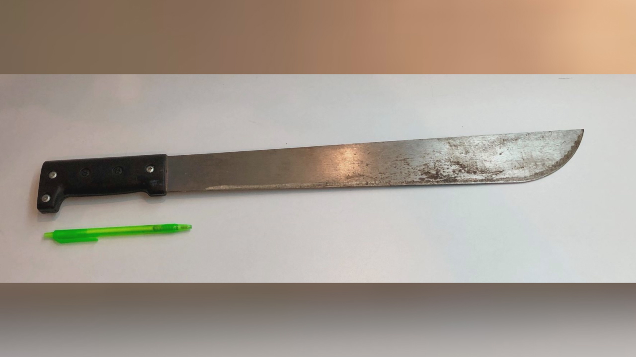 Machete TSA Media Lisa F-846653543
