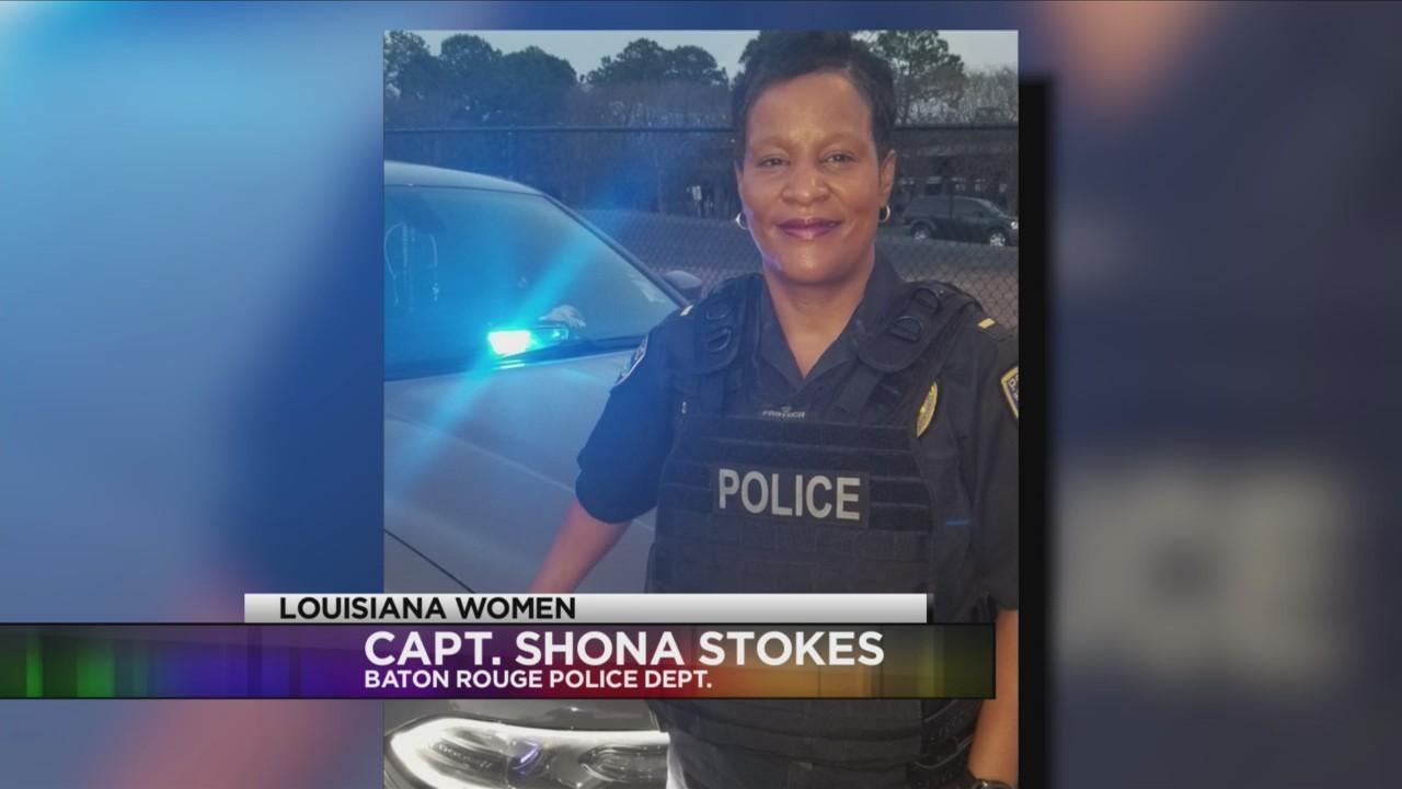 Louisiana Women: Captain Shona Stokes