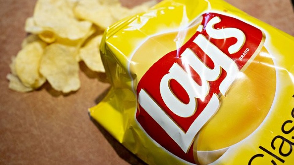 Lays Deep Dish Pizza chips are at Costco | BRProud com