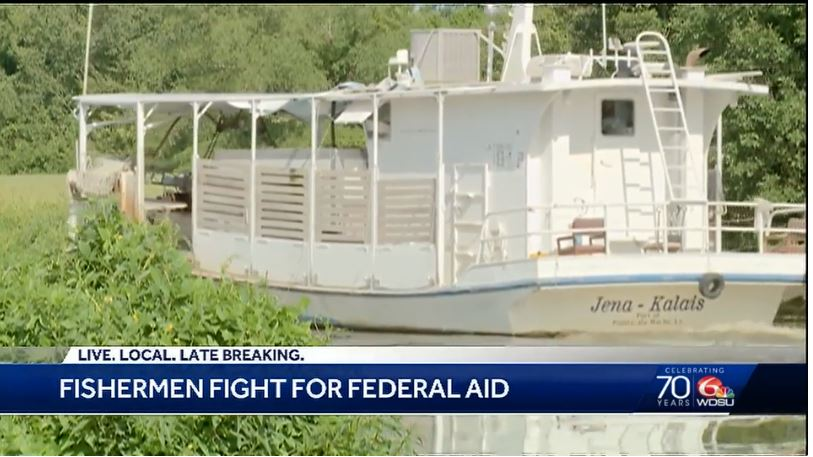 New bill gives new hope to Gulf Coast fishermen amid seafood