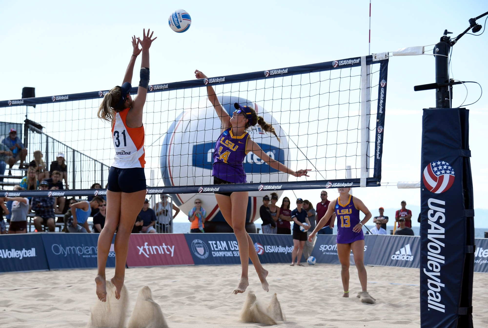 LSU Beach Volleyball