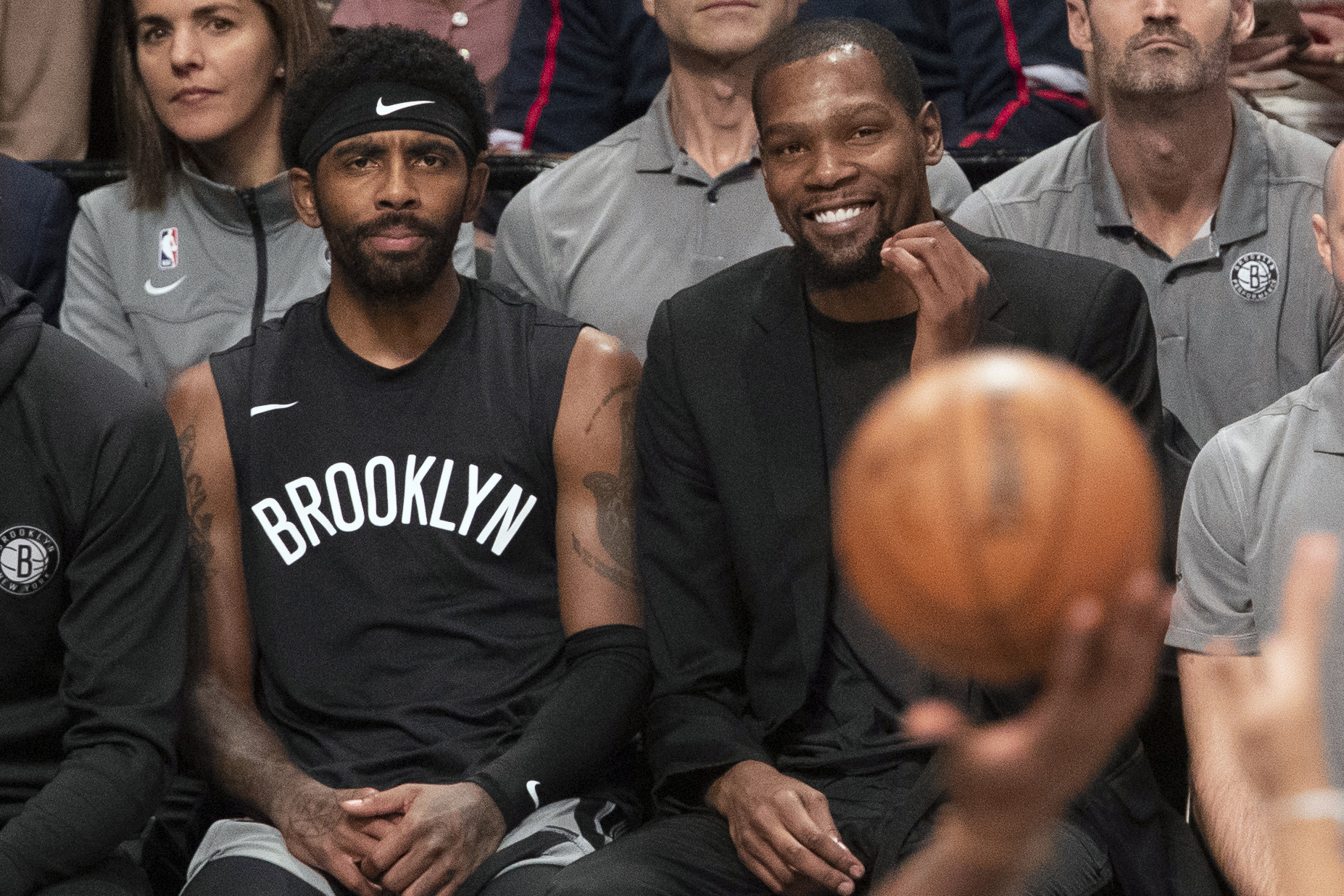 Kyrie Irving, Kevin Durant