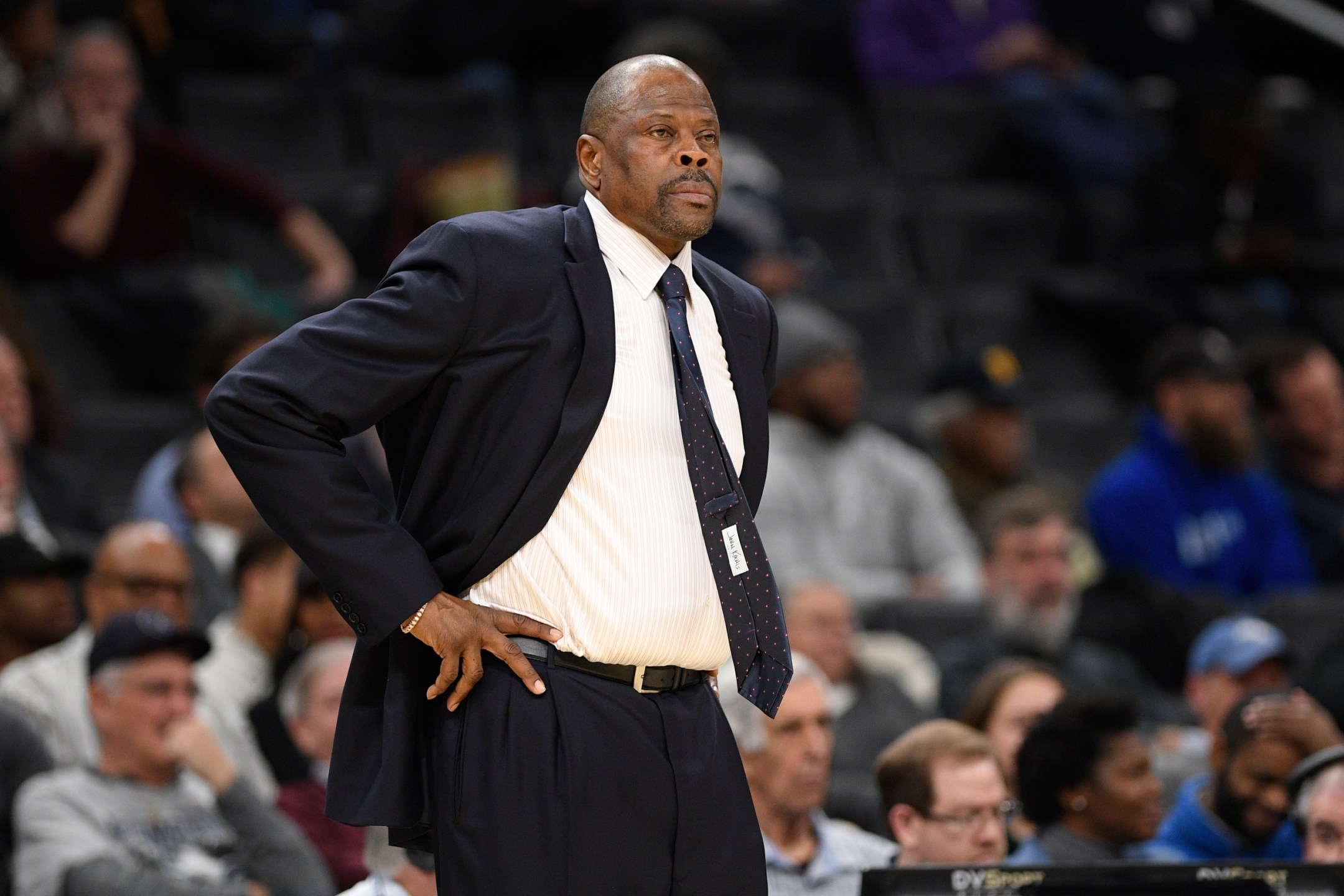 Ewing Out Of Hospital After Being Treated For Covid 19