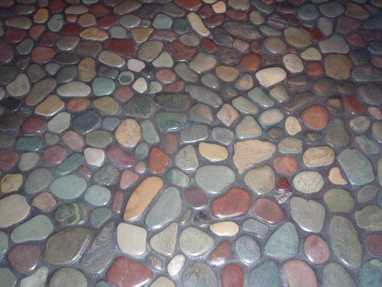 Tile Flooring River Rock Tile Flooring